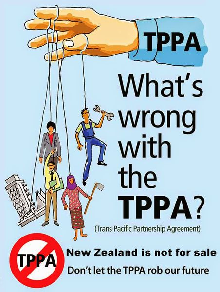The Trans Pacific Partnership Agree