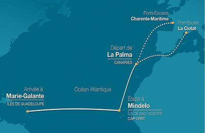 Une escale au Cap-Vert, à Mindelo, pour le Rallye des Iles du Soleil 2018