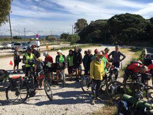 Retour sur une randonnée en vélo sur la voie littorale entre Ollioules et Agay ...