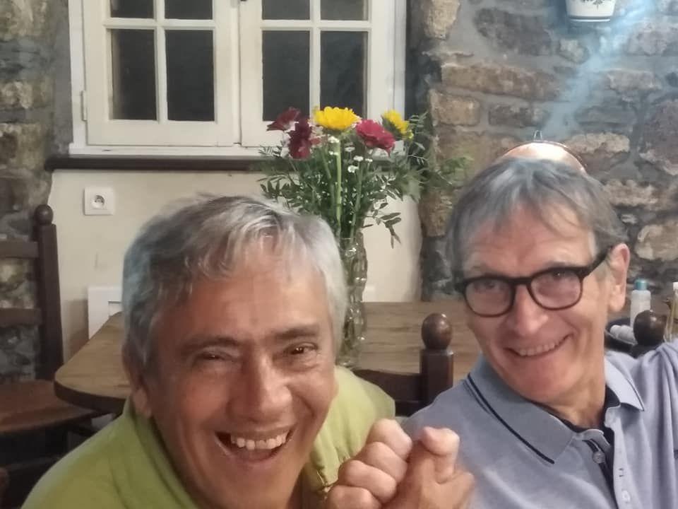 Mardi de l'éducation populaire - Victor Jara, Chili septembre 1973-2021, avec Hector Herrera à Plourin-les-Morlaix ce 21 septembre 2021: de très grands moments!