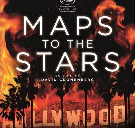Critique Ciné : Maps to the Stars, les dessous des stars