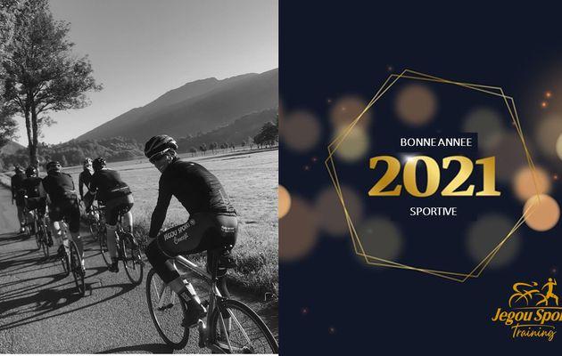 Que 2021 soit prolifique en plaisir et couronnée de performance
