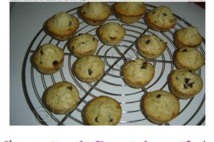 Muffins des petits gourmands.