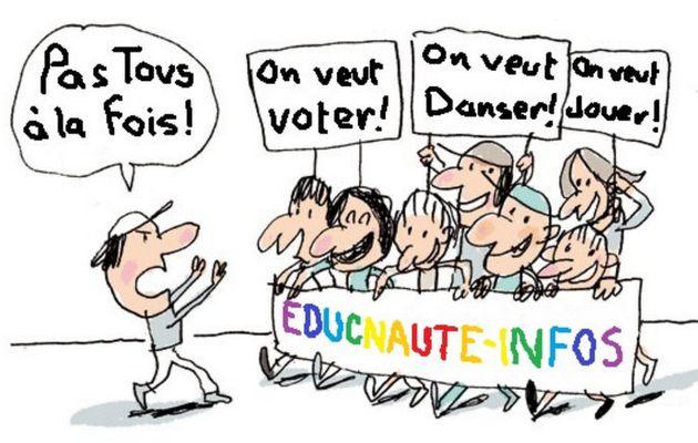 GRAND PRIX DES éducateurs et des bénévoles: Dernière ligne doite pour les inscriptions !!!