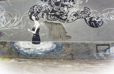 Street Art à l'Ostiense