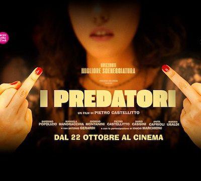 I Predatori - (Pietro Castellitto, 2020) - Con Massimo Popolizio, Manuela Mandracchia, Pietro Castellitto, Giorgio Montanini, Dario Cassini, Anita Caprioli.