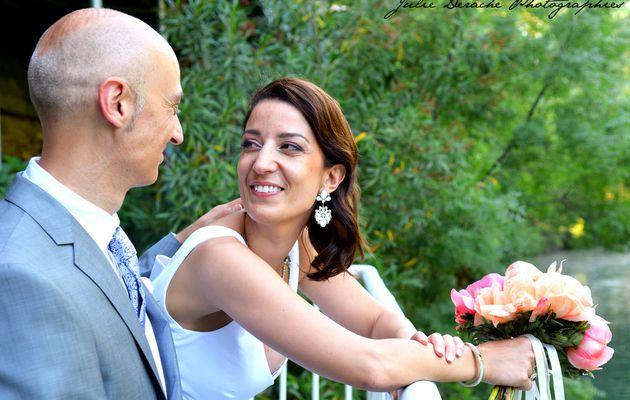 Mariage chic à la Réserve Rimbaud | Photographe Mariage Montpellier
