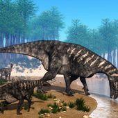 Un cerveau de dinosaure fossilisé découvert pour la première fois !