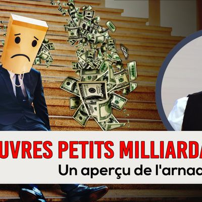 KlaTv | Ivo Sasek | Un aperçu de l'arnaque Covid (pauvres petits milliardaires !)