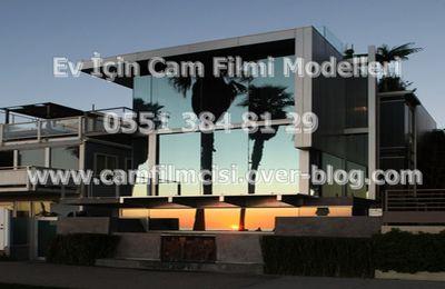 Ev İçin Cam Filmi Modelleri