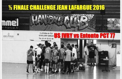 Challenge J. LAFARGUE (Prépa -18 Ans - 28.08.2016) (1/3)