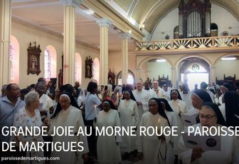 GRANDE JOIE AU MORNE ROUGE