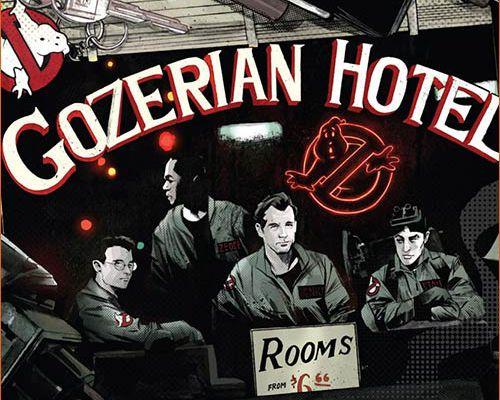 Gozerian hotel