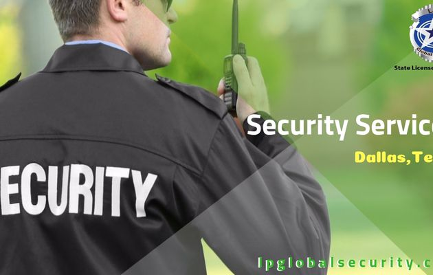 Hire Security Service Dallas TX-From L&P Global Security