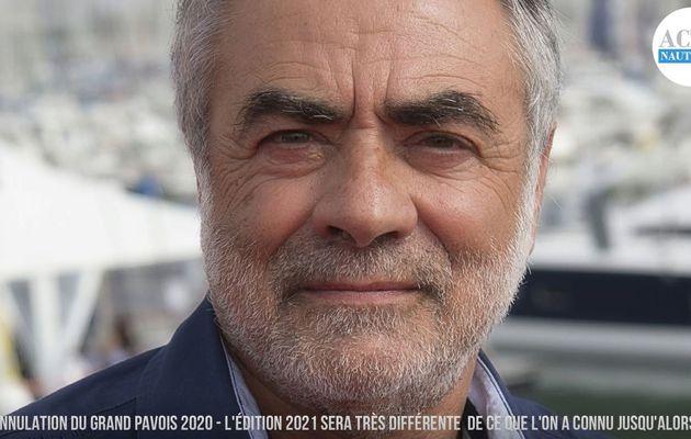 Interview - Alain Pochon, sur l'annulation du Grand Pavois 2020 et l'édition 2021 très différente de ce qu'on a toujours connu