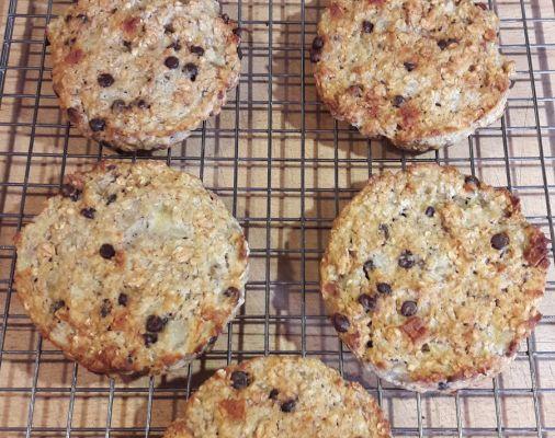 cookies  muesli heatly ( banane ... .)