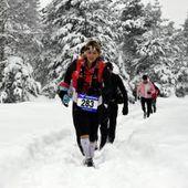 Trail des Lucioles : une course en blanc