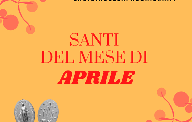 Santi di Aprile