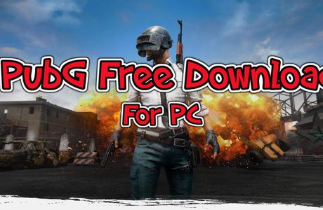 PUBG Download On PC/Laptop For Free