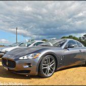 AE75 * Maserati Granturismo - Palais-de-la-Voiture.com
