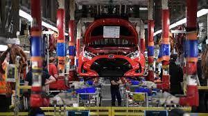 Un nouveau cluster covid dans l'usine Toyota d'Onnaing