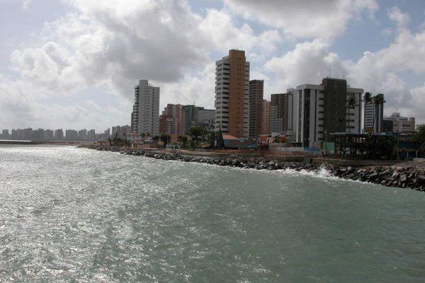 Photo : Iracema, vu da Ponte dos Ingleses