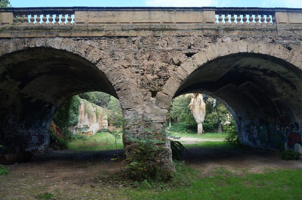 Villa Trabia, inside. Misteri ed incongruità di Palermo