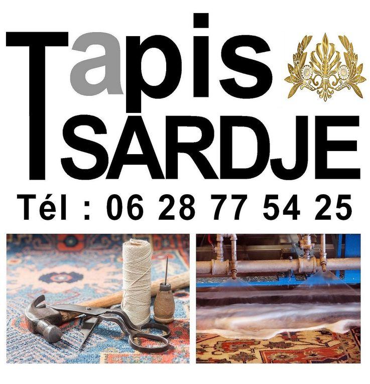 Tél : 06 28 77 54 25 TAPIS SARDJE NETTOYAGE ET RÉPARATION TAPIS CANNES