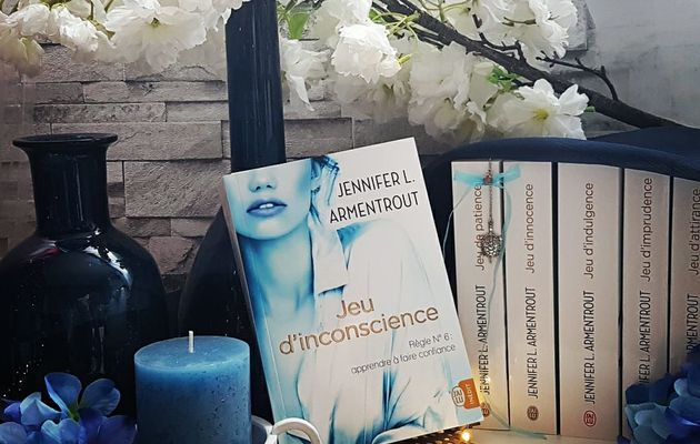 Wait for You, tome 6 : Jeu d'Inconscience - Jennifer L. Armentrout
