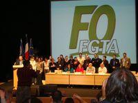 Album - XI ème Congrès FGTA FO