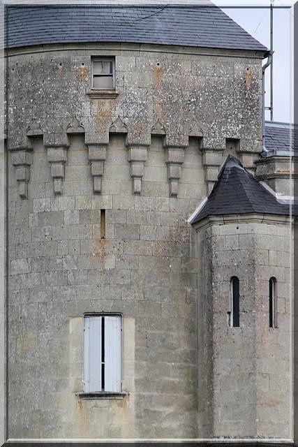 Diaporama château de Jonzac