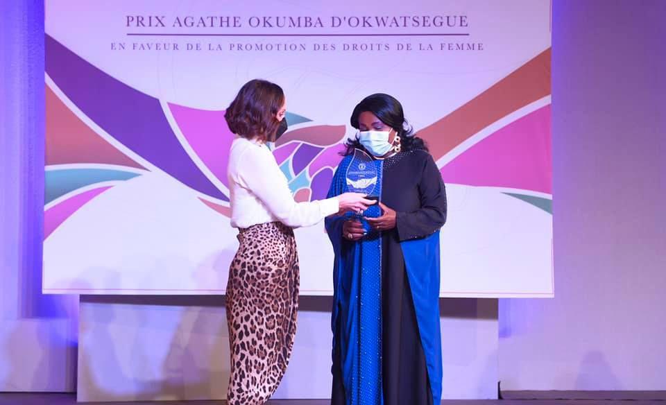 La Fondation Sylvia Bongo Ondimba pour la famille révèle les lauréats de la seconde édition du Prix Agathe Okumba d'Okwatsegue