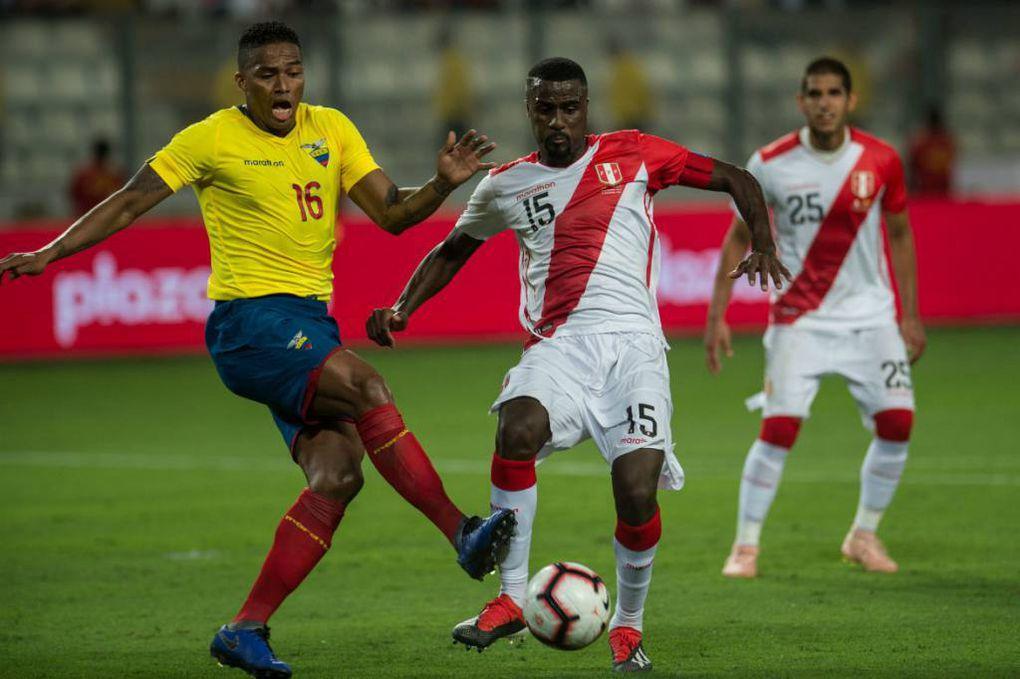 Fotos-Ecuador vs Panamá