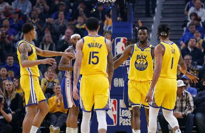 BOOKIE ANALYSIS FOR THE NBA DRAFT AND THE WARRIORS