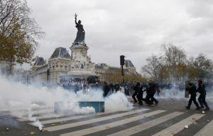 Rafle policière à République hier : témoignages