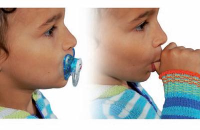 A partir de quel âge un enfant doit-il arrêter la tétine ou la sucette ?