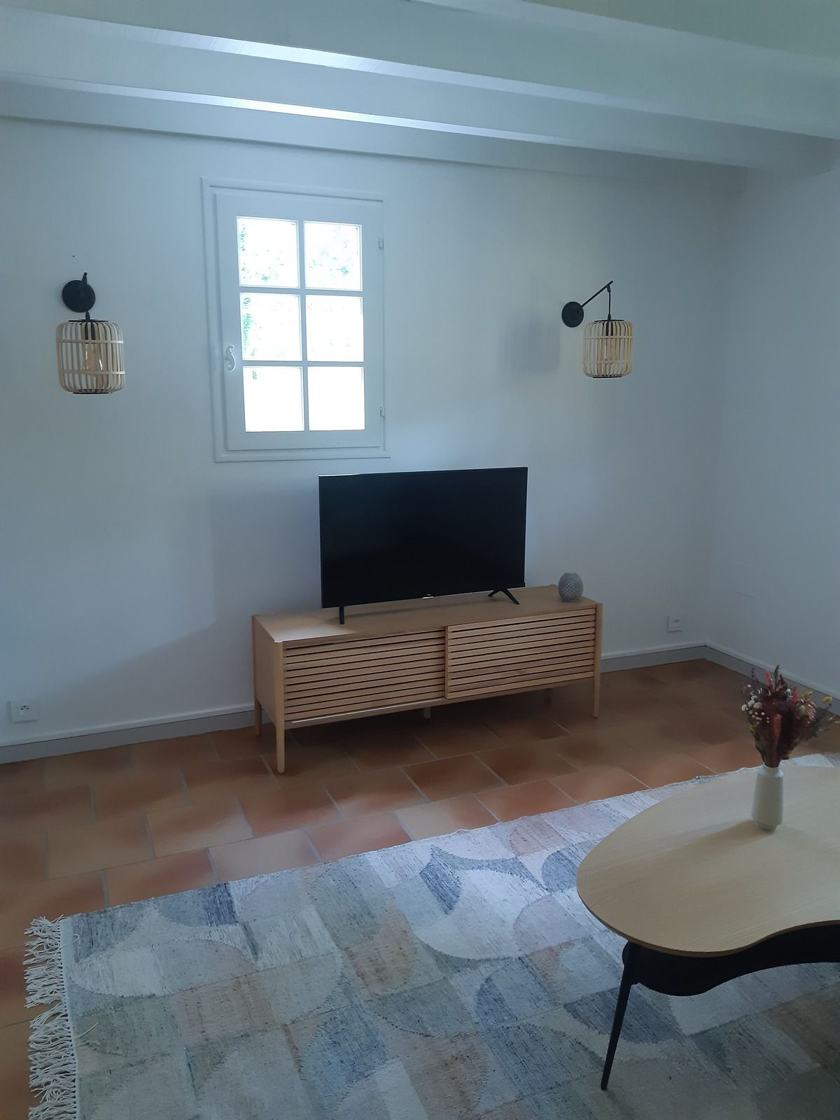 Maison landaise, rénovation bientôt terminée,aménagement en cours...