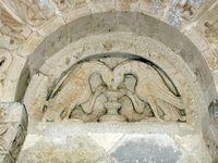 Prieuré Roman de Villesalem, joyau de l'art roman !