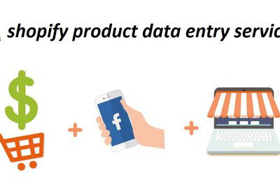 Shopify Product Listing / Entry Solutions