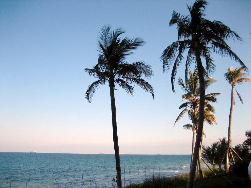 Séjour Miami en 2007