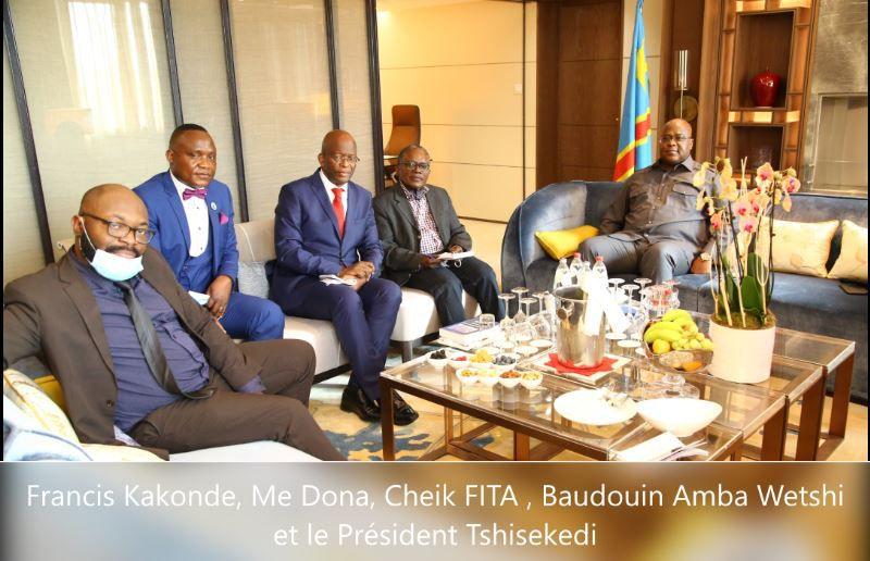Quel bilan après 20 mois de pouvoir? Le Président Félix Tshisekedi répond à la presse congolaise de Belgique