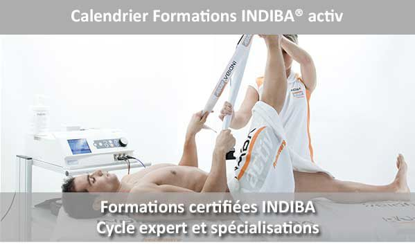 Dates de formations INDIBA activ