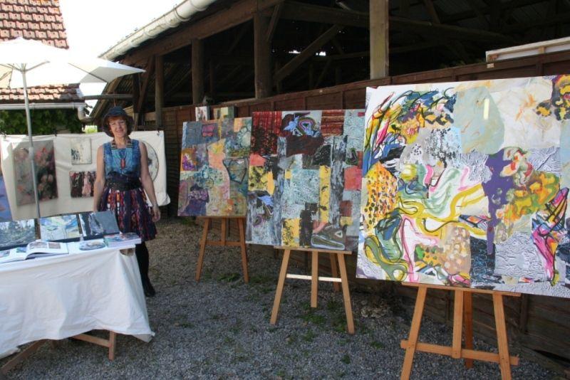 ART TRAVERS CAPS...à WIMEREUX...LES 8 et 9 AOÛT...