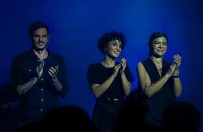 Interview de Barbara PRAVI à l'issue de son concert à L'Unisson de Saint Jean de la Ruelle