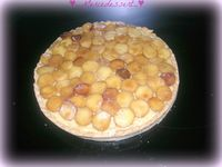 Tarte pommes cannelle