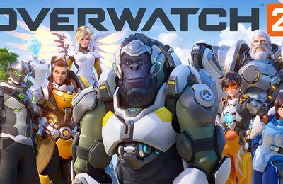 #GAMING -  Des mises à jour sur Overwatch 2 arrivent lors de l'Overwatch League Grand Finals le 25 septembre !