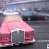 ROLLS-ROYCE THUNDERBIRDS LADY PENELOPE LES SENTINELLES DE L'AIR - car-collector.net