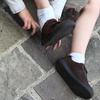 Grain de sable : Retirez votre chaussure !