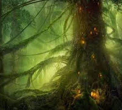 Musique des bois ,des fées et des lutins, la musique pour se détendre...