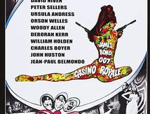 Casino Royale (1967) de John Huston, Robert Parrish, Val Guest, Kenneth Hugues et Joseph McGrath